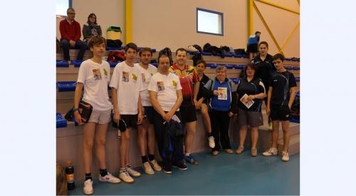 12h 2016, l'équipe de l'Yonne