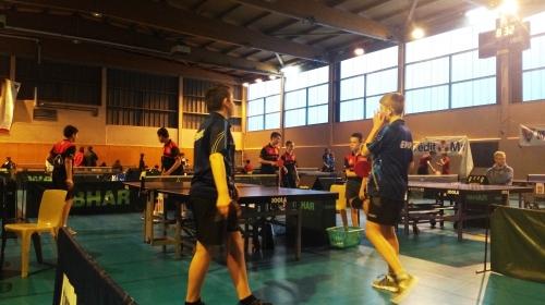 """L'équipe des jeunes de Vincelles en coupe nationale """"B"""" 2019"""