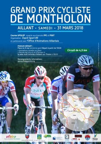 A GP de MONTHOLON samedi 31 mars 2018