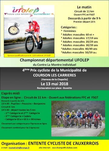 Ga course La Chapelle CLM+circuit